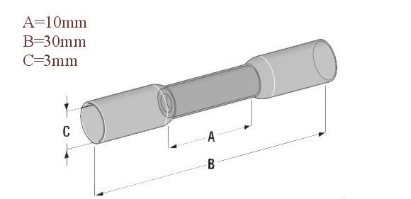 Szybkozłącze termokurczliwe
